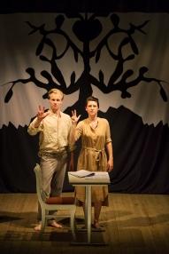 Schwaebische Schöpfung 2019, Regie: Martin Butler, Ensemble: Société Lunaire, © Almut Benedix